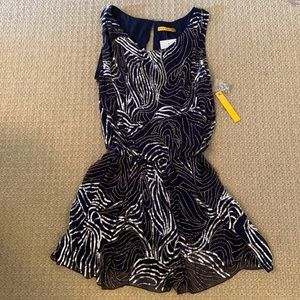 ALICE & OLIVIA $550 SEQUIN MINI DRESS